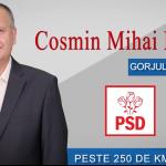 20:38 Cosmin Popescu: Peste 250 de kilometri de drumuri, reabilitaţi