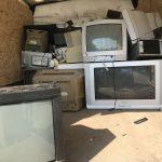 09:20 Continuă campania de colectare a televizoarelor și frigiderelor vechi. Ce localități urmează