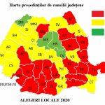 10:37 Harta politică a țării după alegerile locale