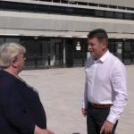 09:31 Campanie INEDITĂ. Candidații ALDE caută ... Mcdonald's ul