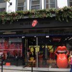 The Rolling Stones şi-a deschis primul magazin, la Londra