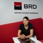 Cristina Neagu a bătut palma cu BRD