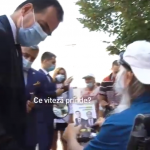 """07:22 Video viral. Orban, către o persoană aflată în scaun cu rotile: """"Ce viteză prinde?"""""""