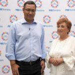 10:21 Ponta nu mai merge în campanie electorală. Îşi face TESTUL