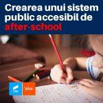 20:01 USR Gorj vrea sistem public de after-school în Târgu-Jiu