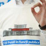 """07:23 """"Fără penali în funcţii publice"""". USR vrea referendum odată cu parlamentarele"""