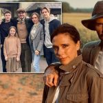 Familia Beckham, subiectul unui documentar de 16 milioane de lire sterline