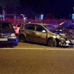 22:17 Tânără mamă și fiul ei, la spital în urma unui accident