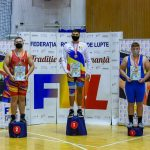 Alexandru Beșliu, AUR la Campionatul Național de Juniori
