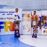 10:15 Alexandru Beșliu, BRONZ la Campionatul Național de Seniori de la Reşiţa