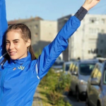Atleta Alina Dumitrița, prima competiție după 10 luni