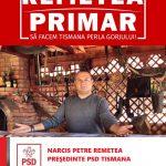 10:15 Alianță PSD-Pro România la Tismana