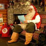 Casa lui Moş Crăciun din Laponia, grav afectată de pandemie