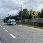 17:39 Accident la Scoarța. Trei mașini implicate