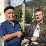 Pensionarul din Bumbești-Jiu, care și-a recuperat borseta cu bani: Am zis că mă spânzur!