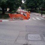 Șantierul de pe Calea Eroilor.  Romanescu: Sper ca-n 6 luni, lucrarea să fie finalizată