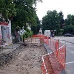 Romanescu le mai dă o șansă italienilor care reabilitează Calea Eroilor