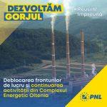 19:45 Deputatul Vîlceanu: Incompetența PSD a pus în pericol Complexul Energetic Oltenia