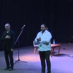 Mălăele și Caramitru, spectacol de excepție la Târgu-Jiu