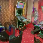 12:25 Rovinari: Săli de jocuri, vandalizate