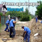 10:59 Cresc tarifele la apă și canal în Novaci. Anunțul lui Miruță