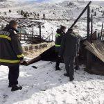 O mână criminală a pus focul la Stâna Ștefanu. Marioara Băbu: A ars o bucățică din sufletul meu