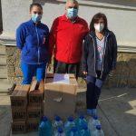 11:19 O nouă donație făcută de Crucea Roșie către spitalele din Gorj