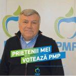 PROMOVARE ELECTORALĂ: Nicolae Davițoiu, candidat PMP Camera Deputaților