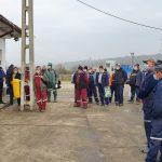 08:55 Un candidat la parlamentare, alături de minerii de la Cariera Roșia