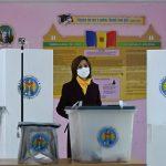 08:25 Alegeri Republica Moldova. Maia Sandu, victorie detașată