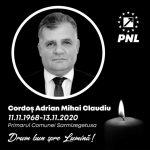 22:21 Primar liberal, decedat de COVID-19 la numai 52 de ani