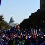 08:19 Zeci de mii de susţinători ai lui Trump au luat cu asalt Washington DC