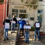 12:07 Protest. Medicii veterinari își suspendă activitatea