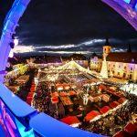Târgul de Crăciun din Sibiu, suspendat oficial