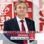 PROMOVARE ELECTORALĂ: Mihai Weber, candidat PSD Camera Deputaților