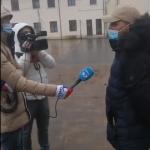 Protest la Târgu-Jiu împotriva majorării tarifelor la apă și canalizare
