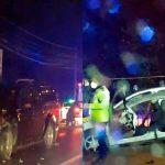 23:05 Grav accident de circulaţie în Târgu-Jiu