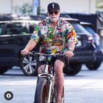 Arnold Schwarzenegger pedalează 300 de kilometri pe lună, la cei 73 de ani ai săi