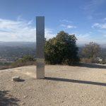 Un nou monolit misterios a apărut în California