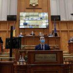 19:07 Guvernul Cîţu a fost învestit de Parlament