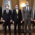 09:17 Lista completă a miniștrilor Guvernului Cîțu