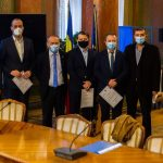 13:13 BEJ a înmânat mandatele celor 7 parlamentari de Gorj