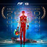 Mick Schumacher, campion mondial la Formula 2