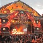 Festivalul Neversea va avea loc între 8 şi 11 iulie pe o plajă din Constanţa