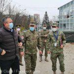 19:45 Spitalul Militar Craiova, centru regional de vaccinare anti-Covid-19