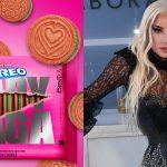 Lady Gaga colaborează cu Oreo și lansează o ediție limitată de biscuiți