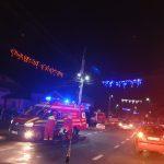20:39 Accident la Peștișani, bărbat din Târgu-Jiu, la spital