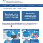 11:14 Campania de vaccinare anti-COVID.  Platformă pentru raportarea reacţiilor adverse