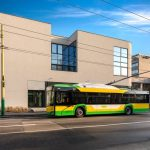 16:57 FOTO. Polonezii de la Solaris vor livra 11 troleibuze pentru Târgu-Jiu