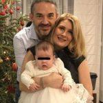 Fiica Sandrei Stoicescu are COVID. Cum se simte micuța de un an și jumătate